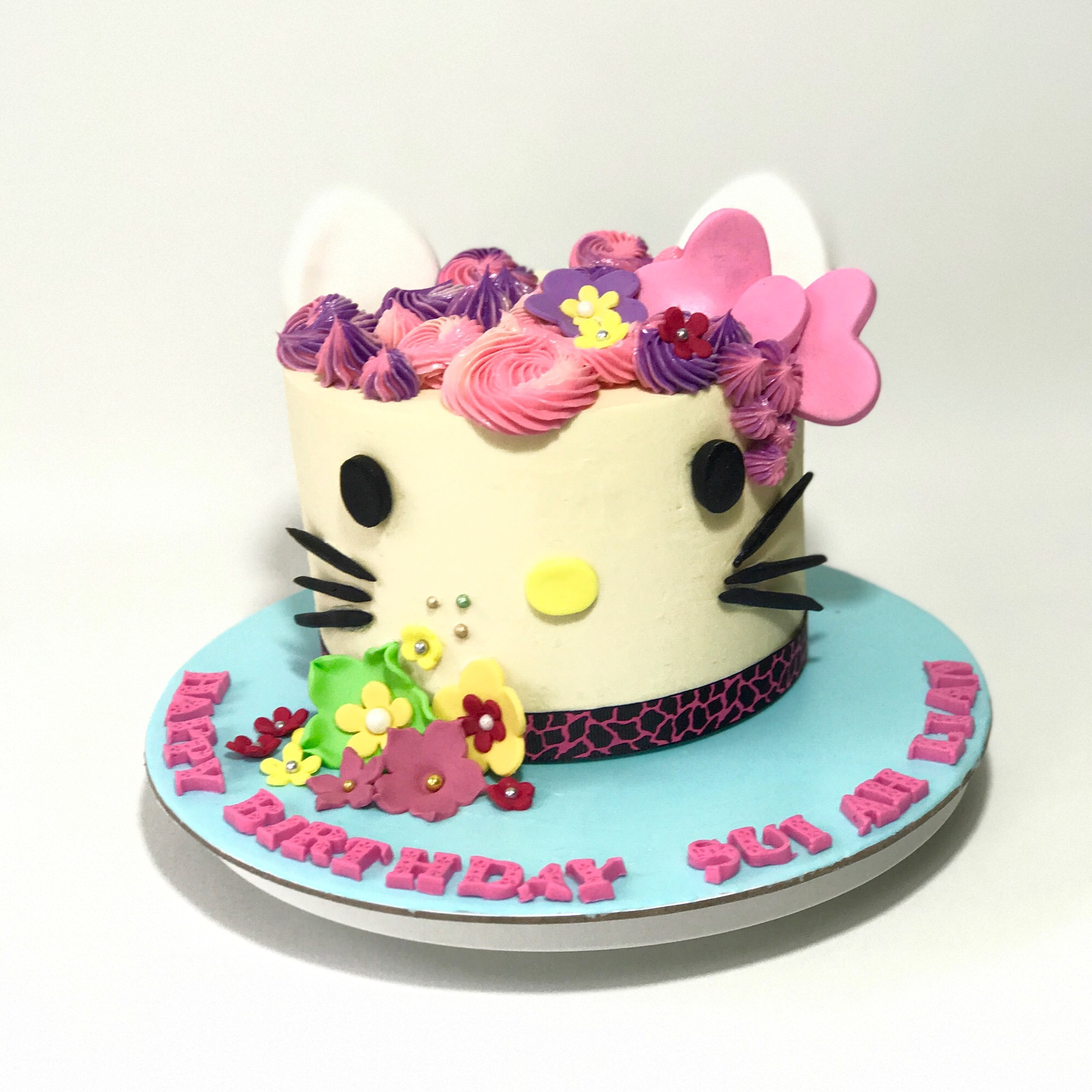 Hello Kitty Cake Sooperlicious Cakes