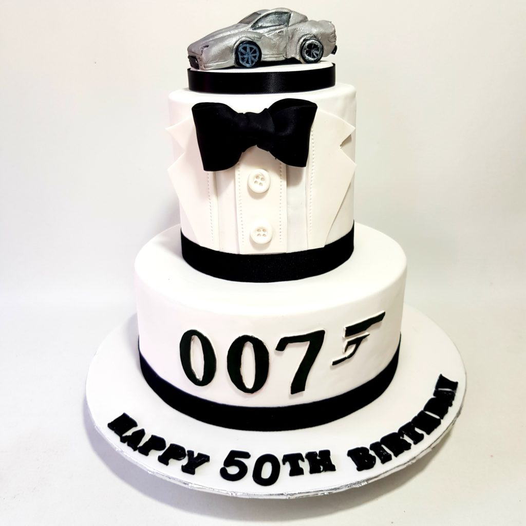 James Bond Theme Cake Sooperlicious Cakes